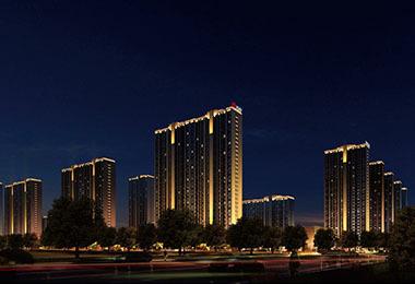 沧州酒店夜景照明vwin德赢中国施工方案