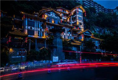 夜景照明在文旅产业中为什么