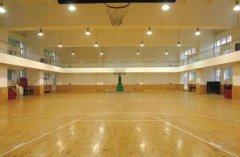 大唐电厂体育馆LED照明工程