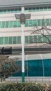 唐山市交通局太阳能路灯工程