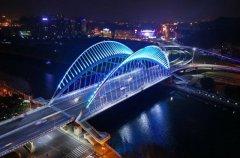 桥梁亮化工程施工中要注意哪