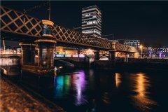 城市景观照明发展过程中怎样