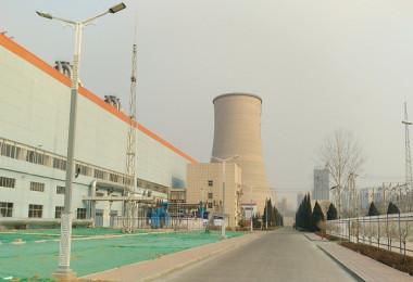 唐山万浦电厂厂区道路照明工程