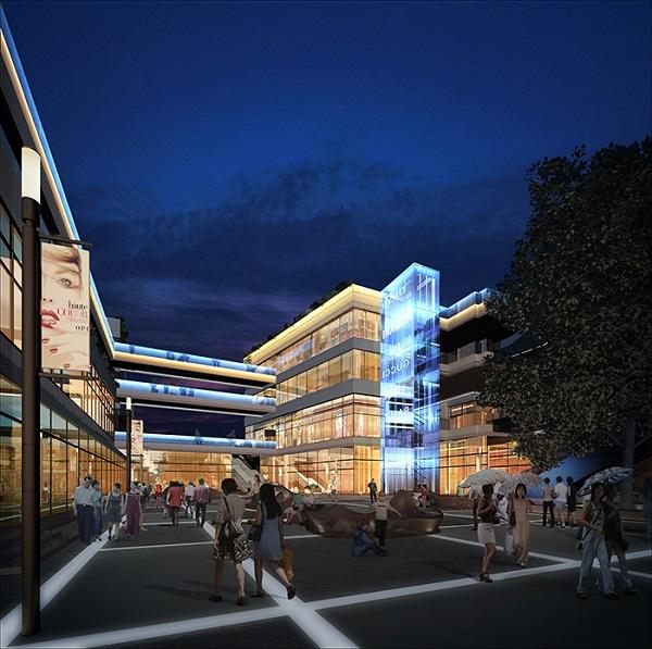 北京大兴生物医药产业基地亮化工程赏析