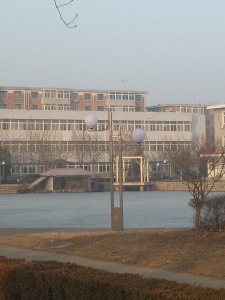 天津商业大学园林景观照明工程
