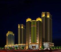 亮化工程展现建筑环境魅力