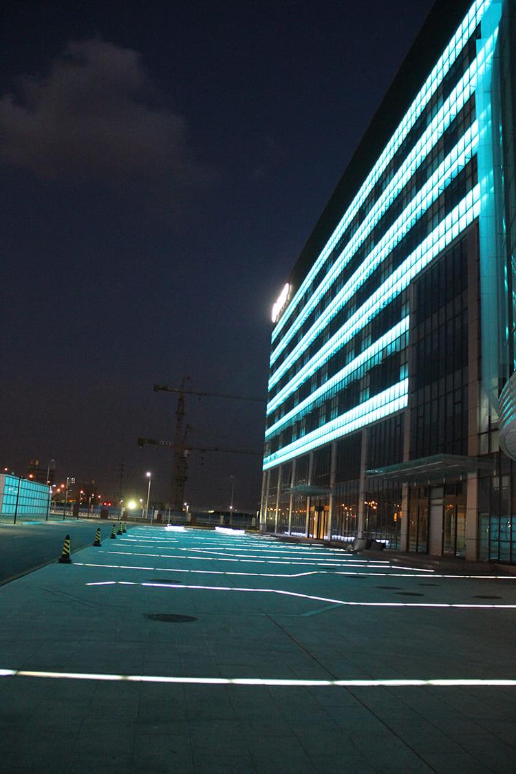 北京国家生物医药产业园亮化工程图1