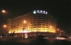 北京天坛饭店亮化工程欣赏