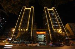 北京全国总工会亮化工程欣赏