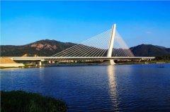 天津河北大街立交桥亮化工程欣赏
