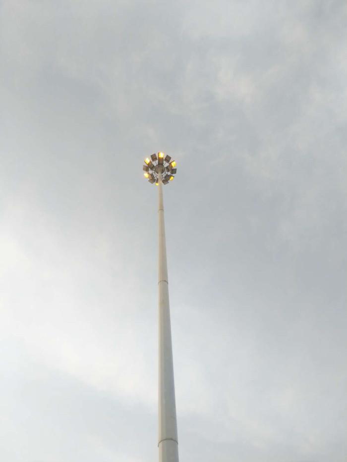 金隅天坛(唐山)木业厂区35米高杆灯照明工程图2