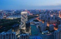 北京保利国际广场亮化工程欣赏