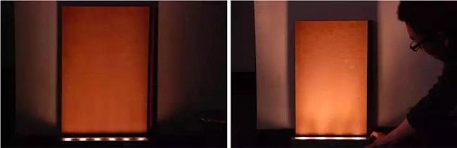 7W 2700K和4W 2700K 10°+ 扁光 灯光测试
