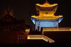 古建筑如何设计夜景照明才能