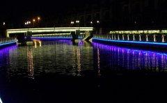桥梁亮化如何融合安全与美学设计
