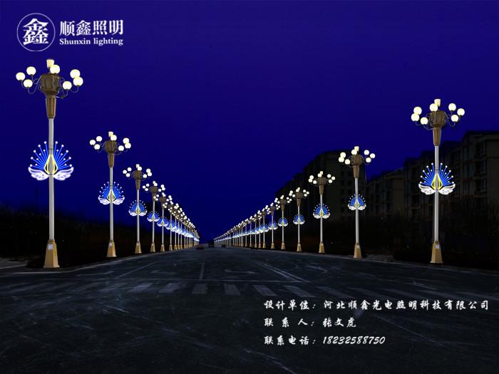 中华灯增加装饰灯