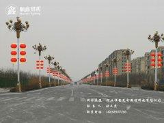 唐山芦台经济开发区市政道路照明项目