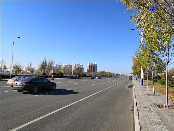 黄骅市中捷产业园区胜利路